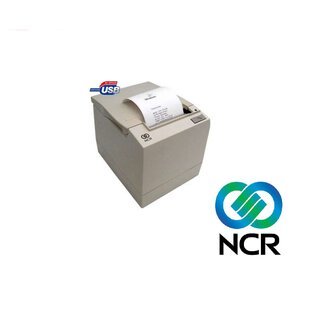 USB TICKETDRUCKER BONDRUCKER RS-232  WinXP Win7 Win10 NCR 7197